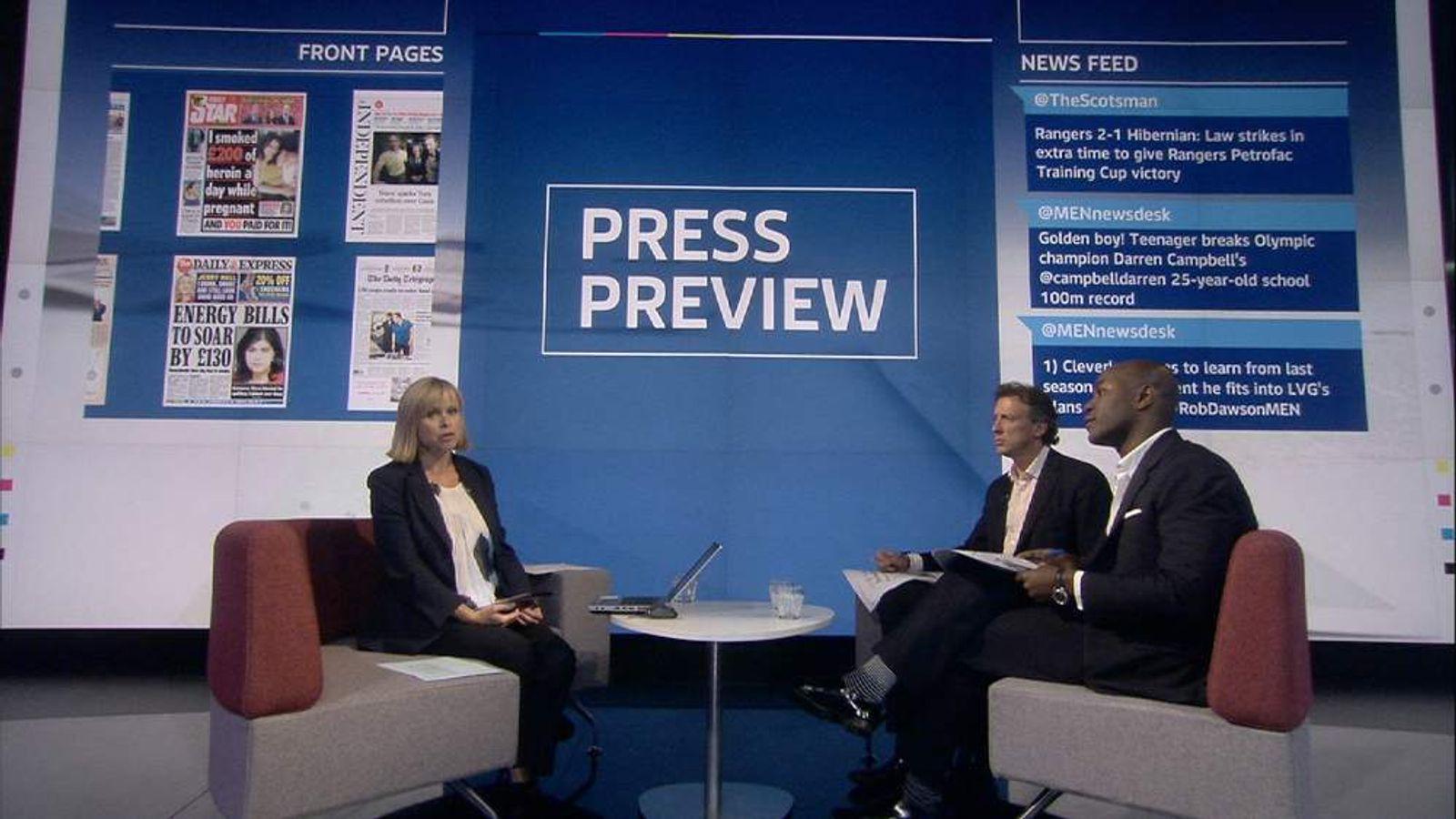 Press Preview