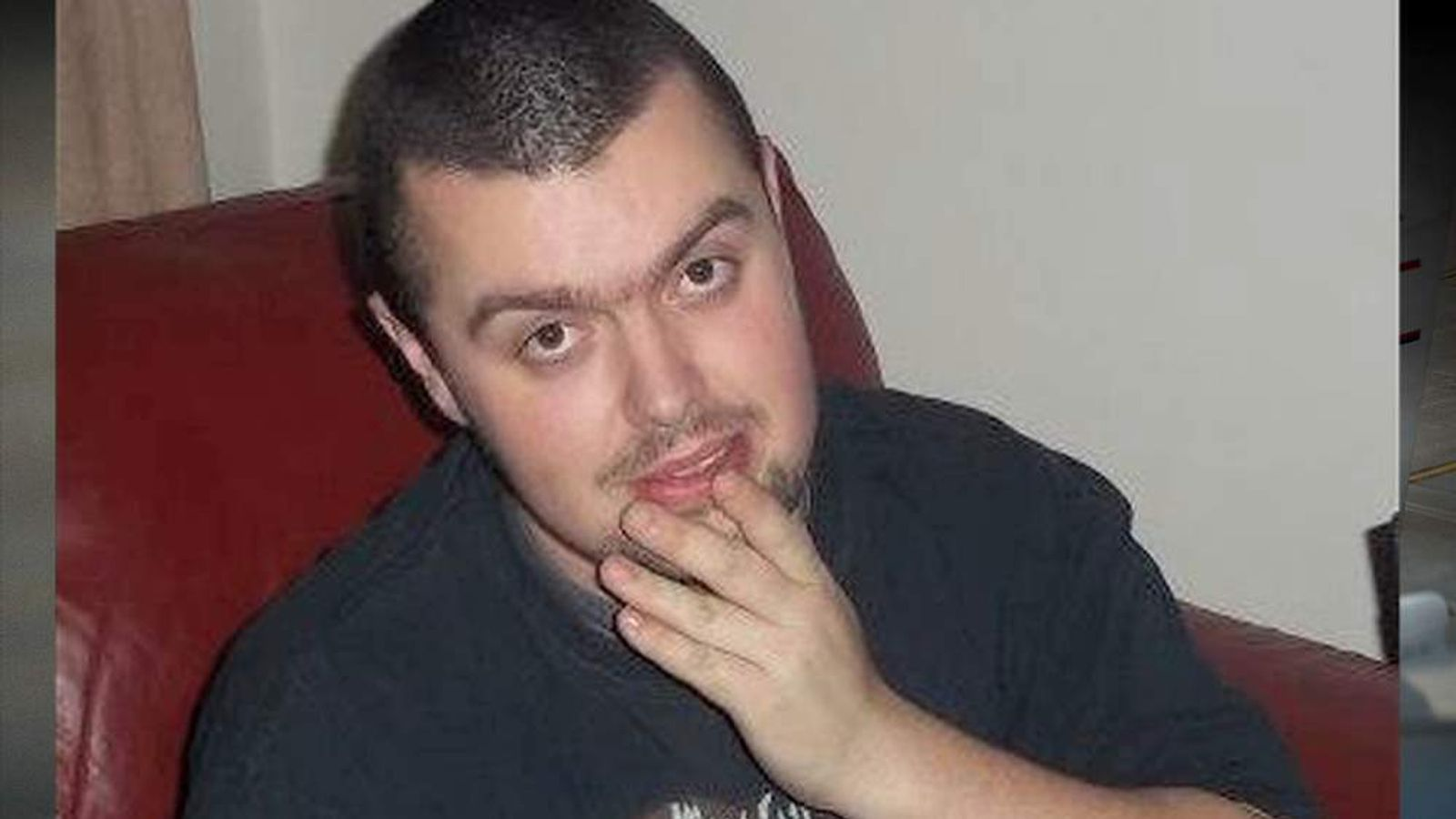 Newcastle fan Liam Sweeney, who was killed when MH17 was shot down