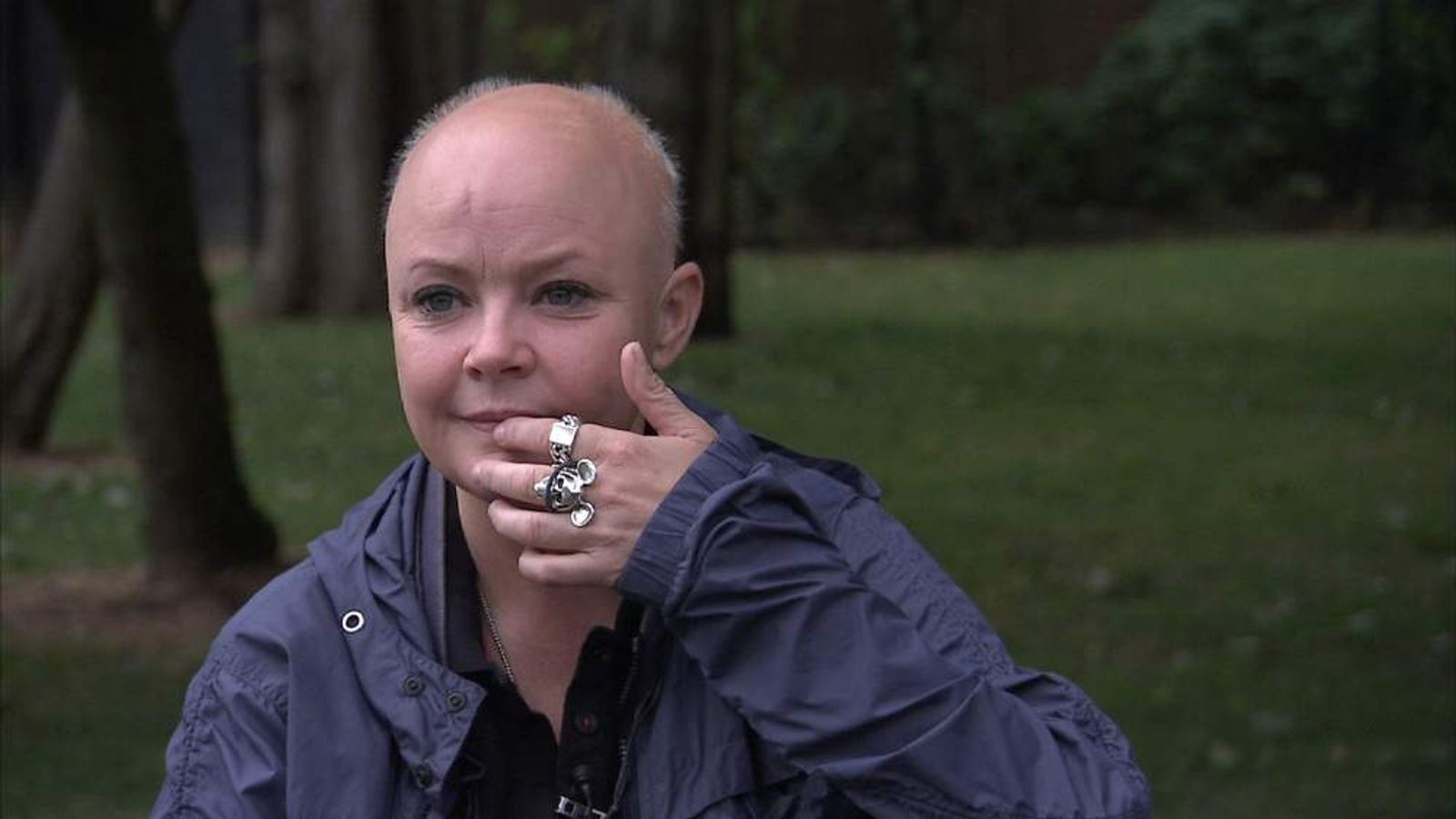 TV Presenter Gail Porter talks about life with depression