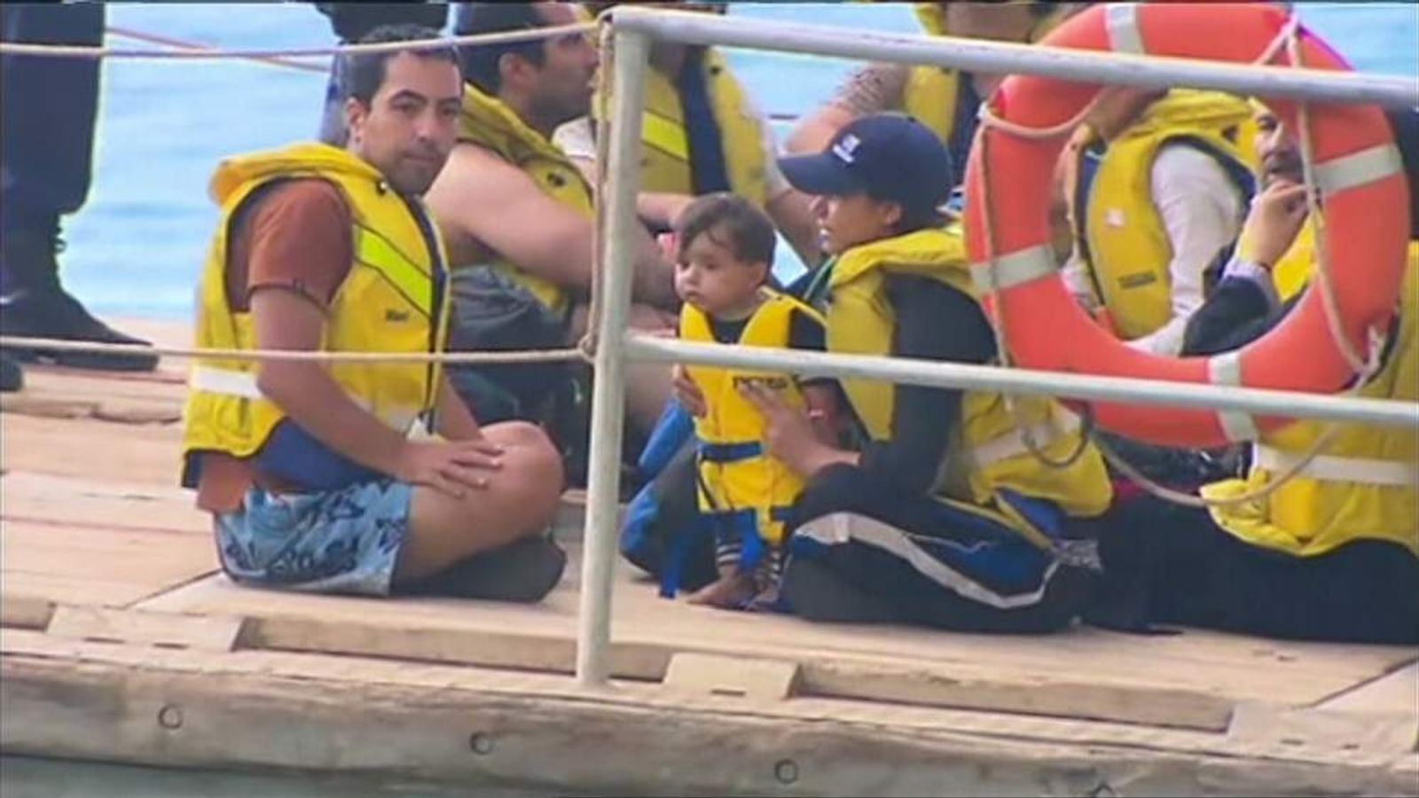 Australian Government facing tough questions over handling of young asylum seekers