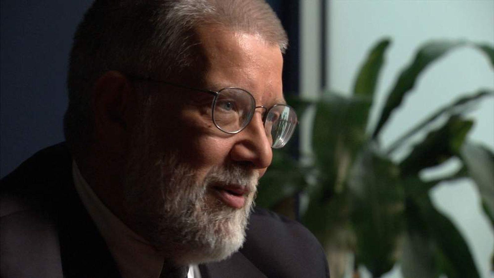 Former Senior CIA Officer Michael Scheuer