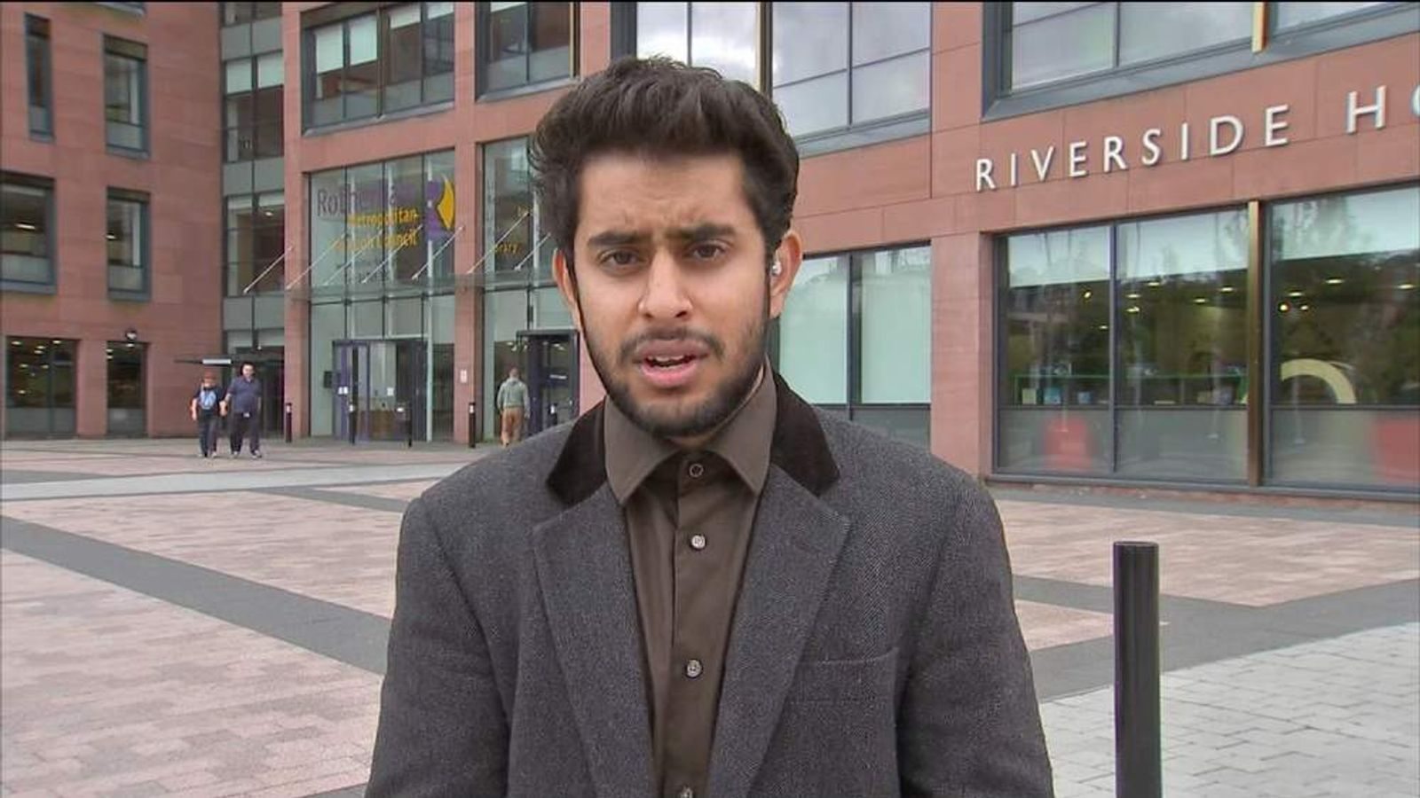 Muhbeen Hussain is the founder of British Muslim Youth
