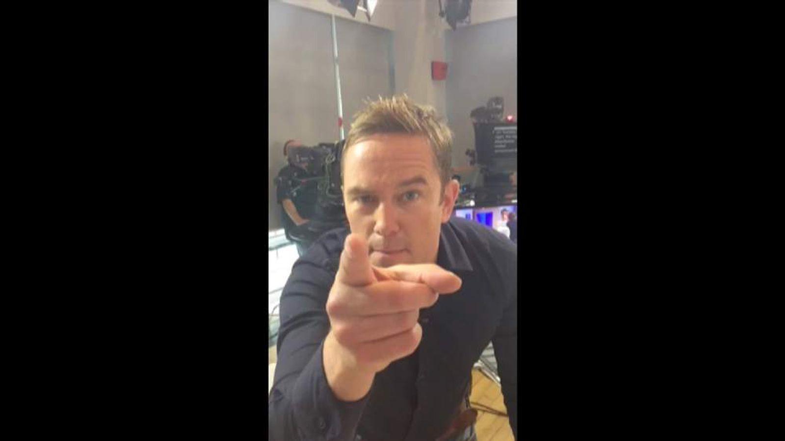 Sky Sports News' Simon Thomas