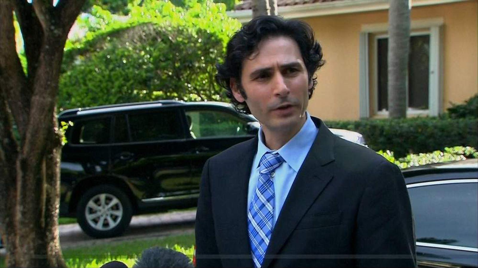 Spokesman for Sotloff family