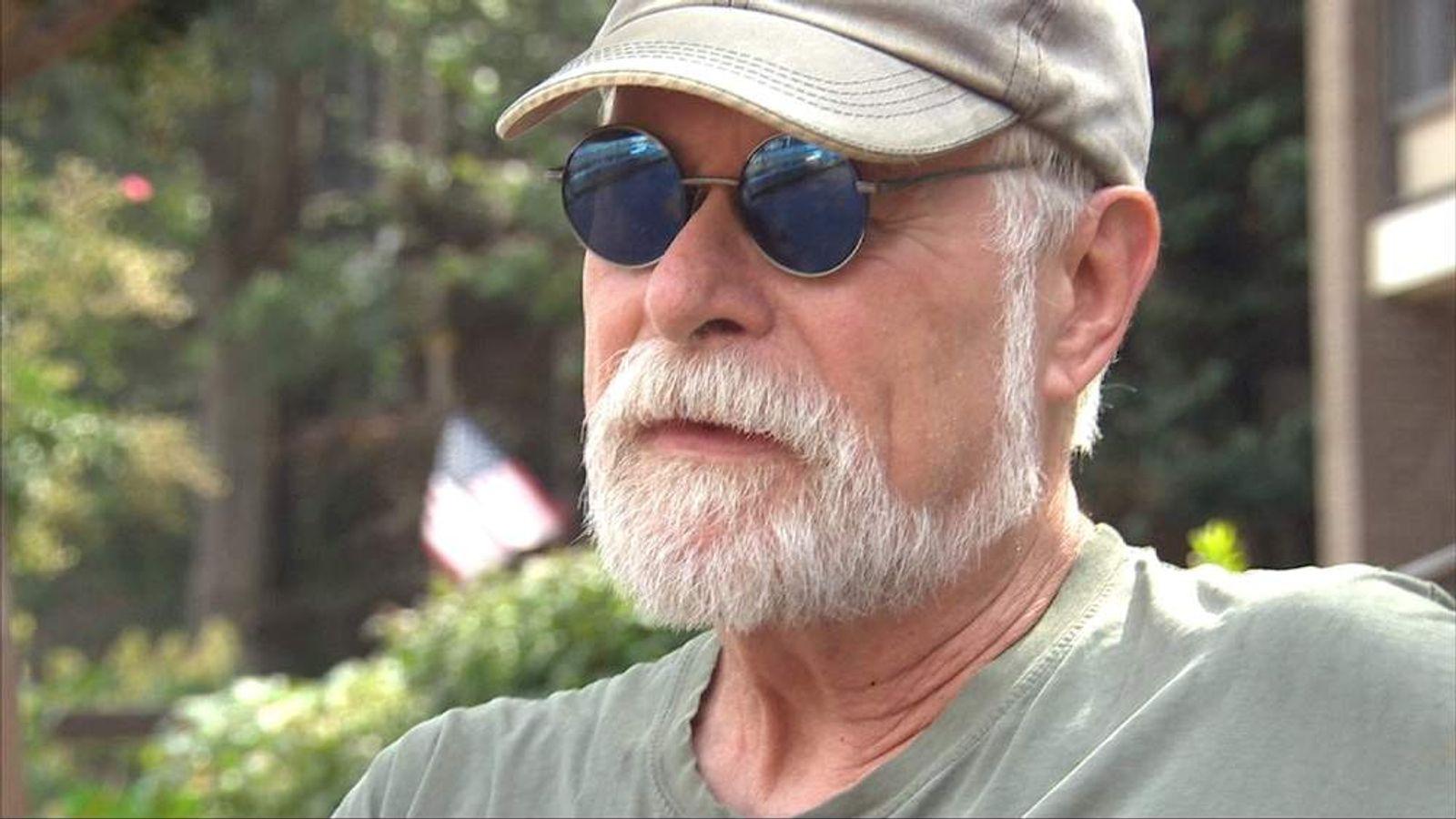 Vietnam War veteran John Piper