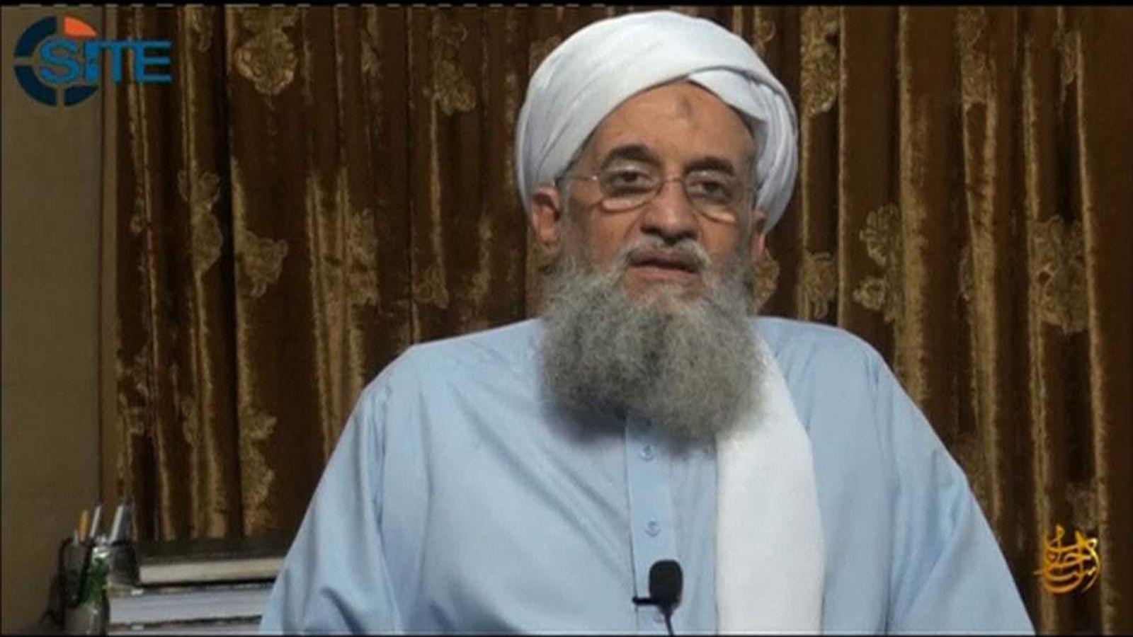 AL QAEDA LEADER, AYMAN AL ZAWAHRI