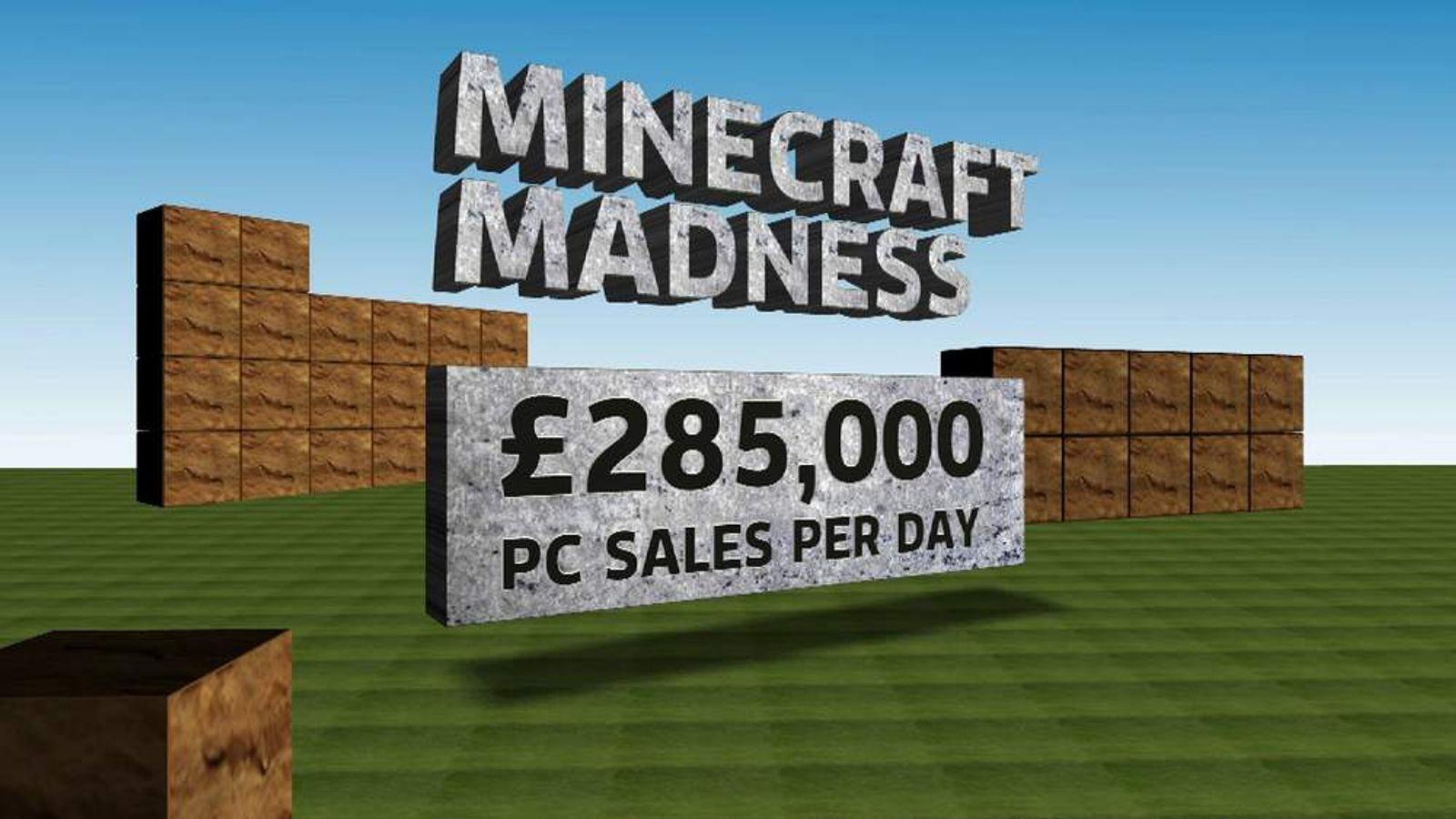 Minecraft explained