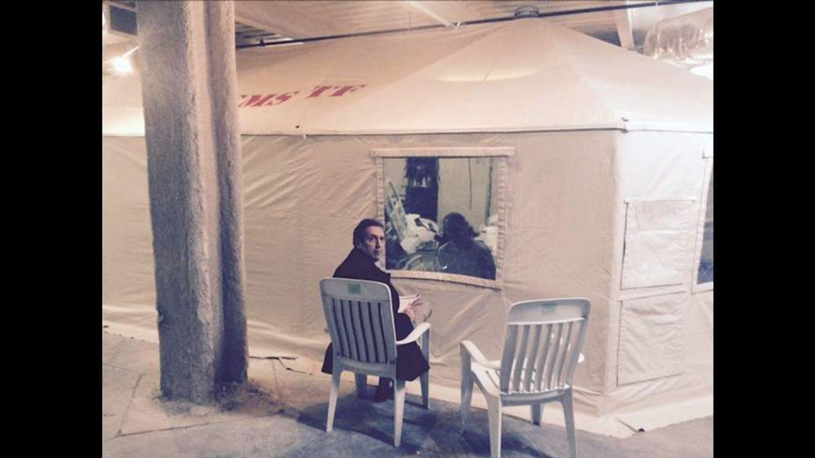 Nurse Kaci Hickox in enforced quarantine in New Jersey