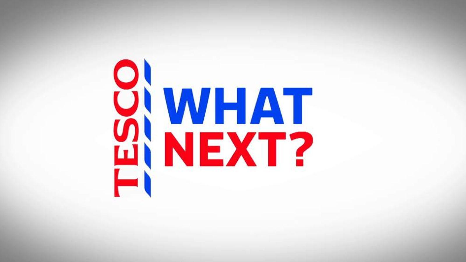 Tesco: What Next?