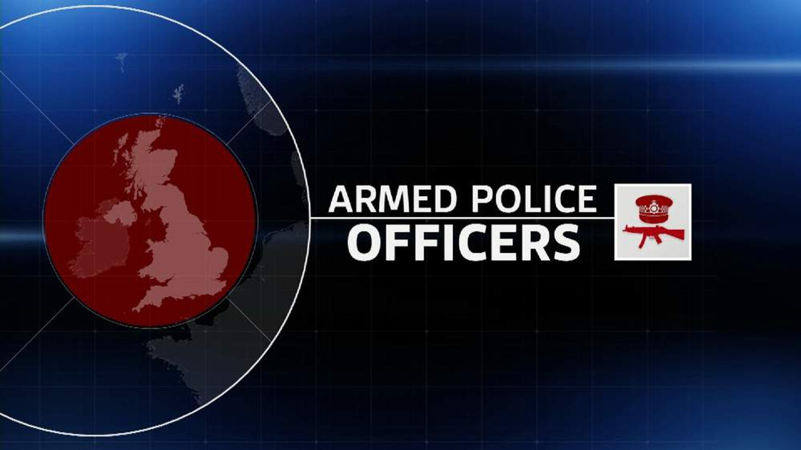 UK Terror Police Divisions