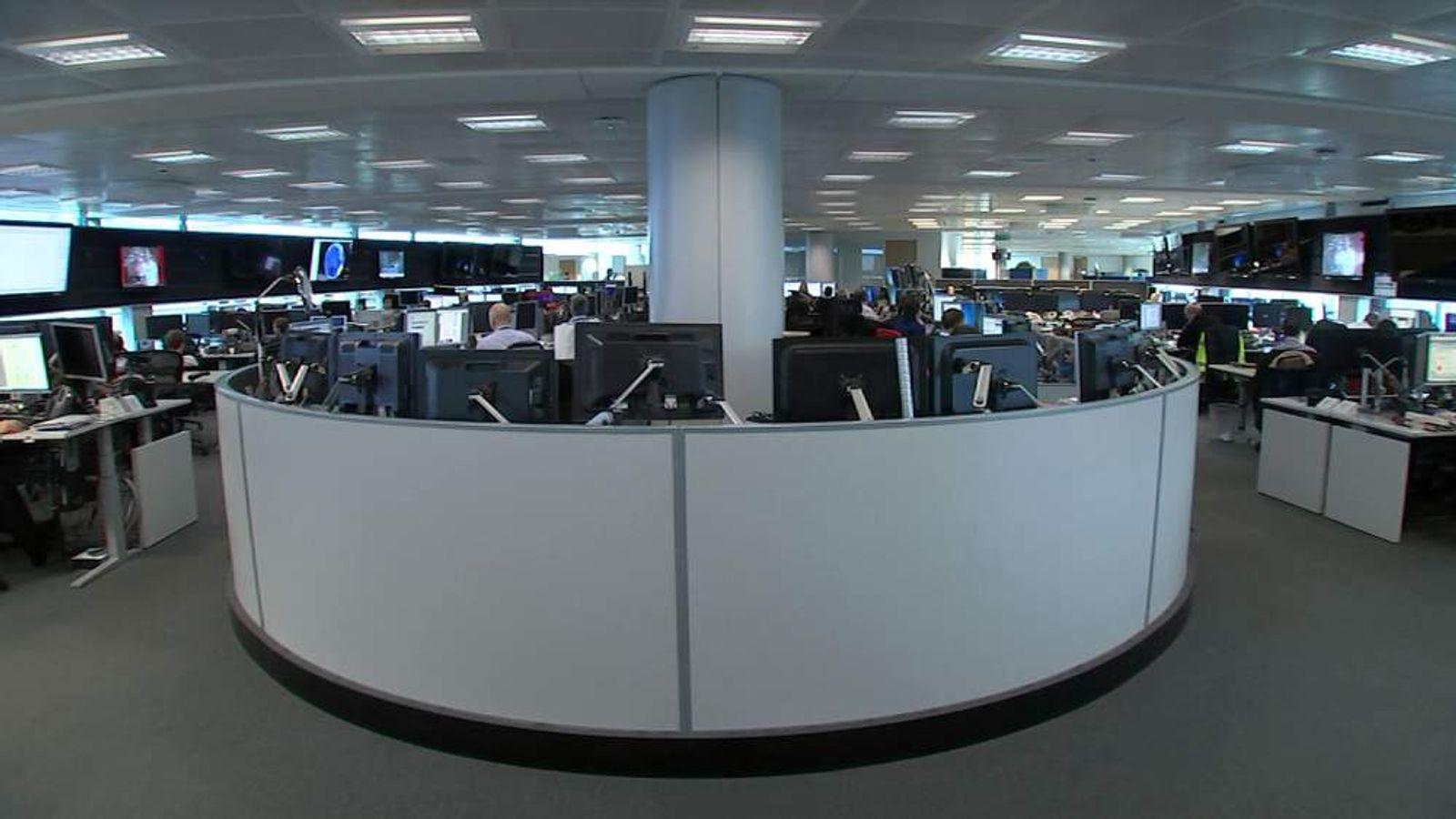Inside GCHQ Cheltenham