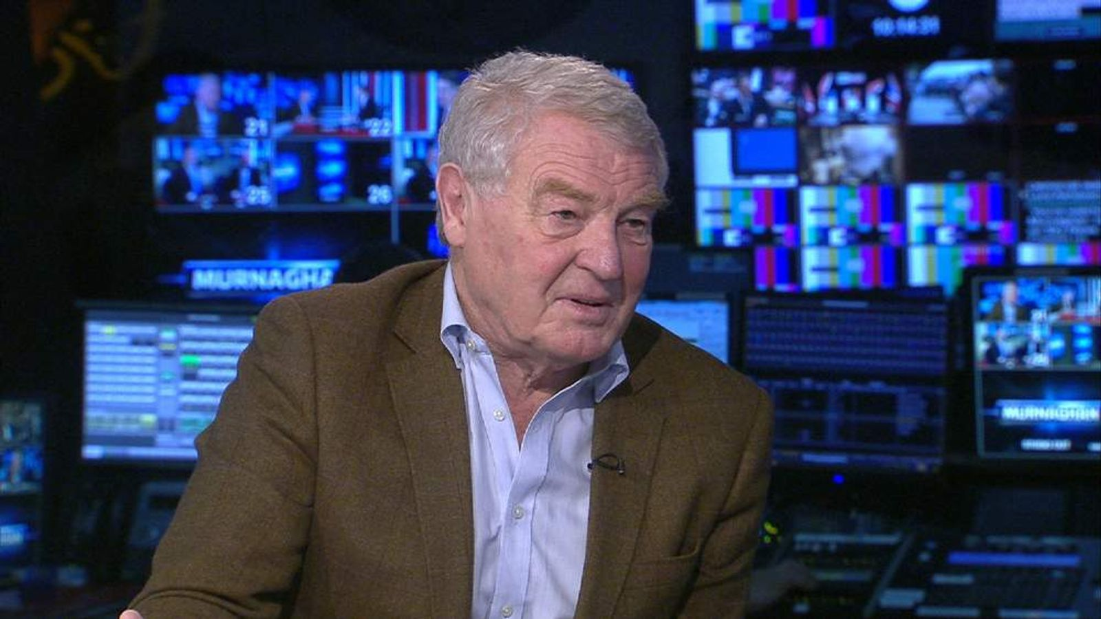 Former Lib Dem Leader Lord Ashdown