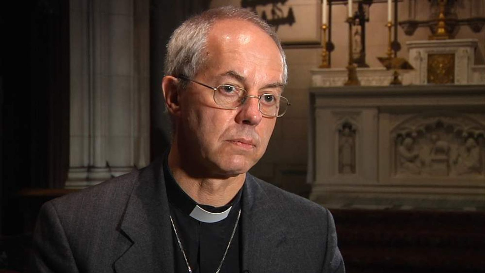 Archbishop of Canterbury Most Rev Justin Welby