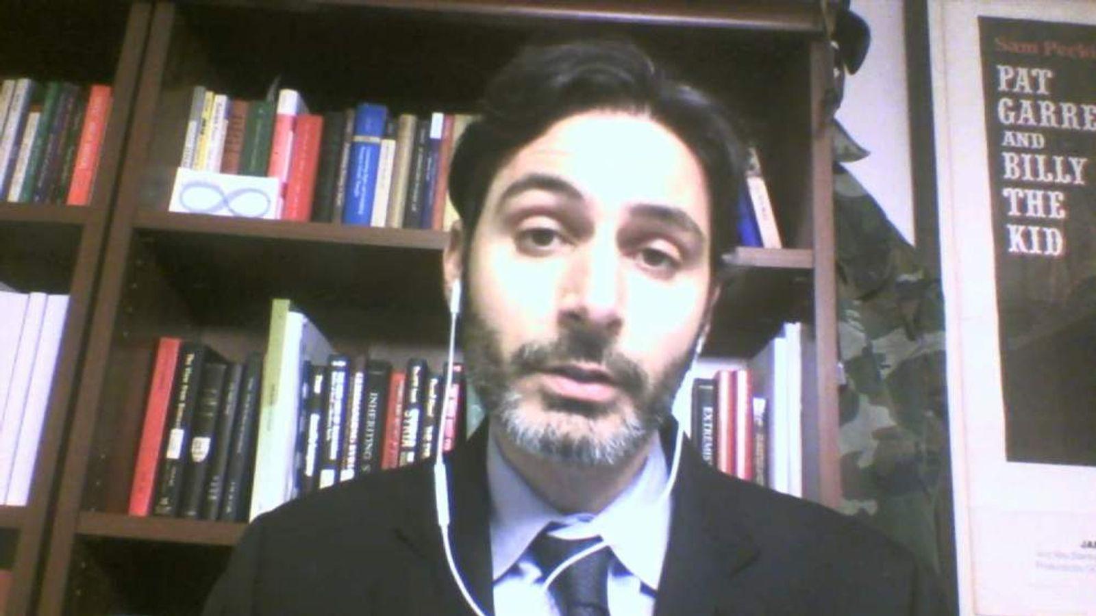 Sotloff Family Spokesman Barak Barfi