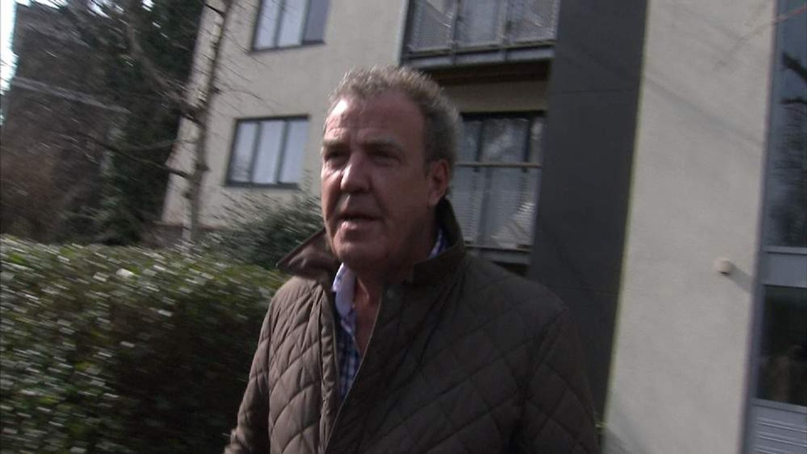 JEREMY CLARKSON LEAVING HOME