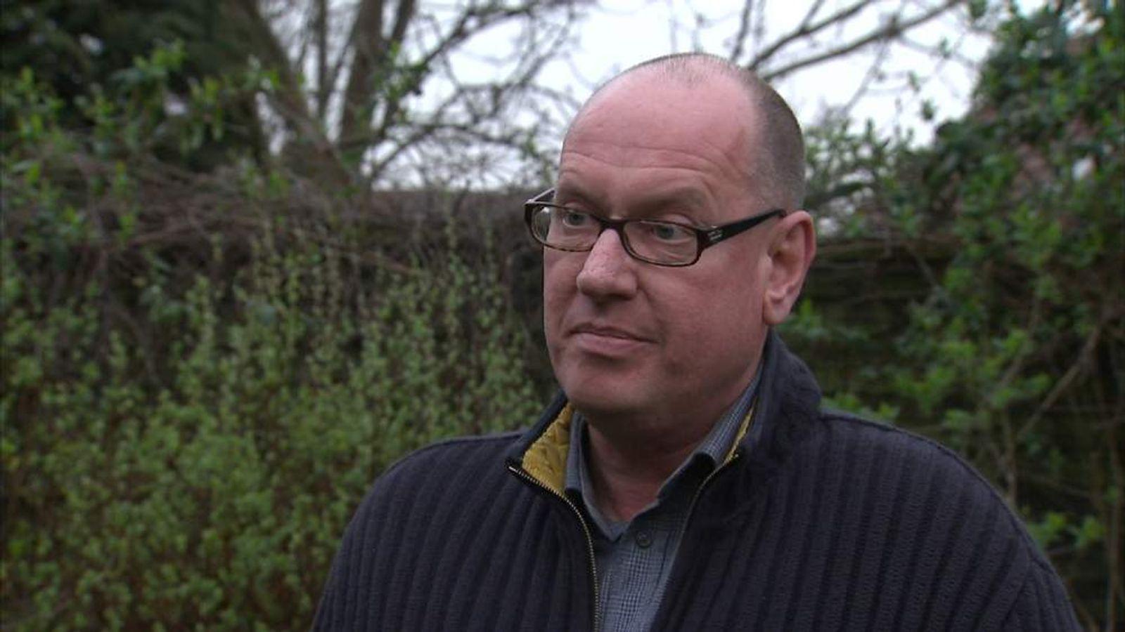 Son of Bradford City chairman Simon Heginbotham