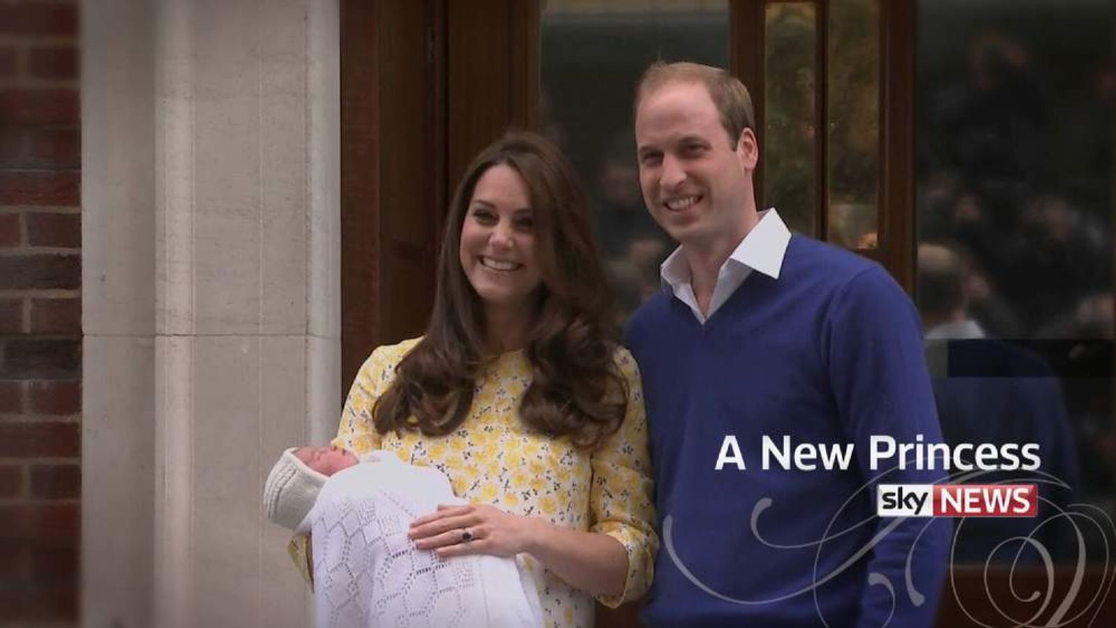 Royal baby report.