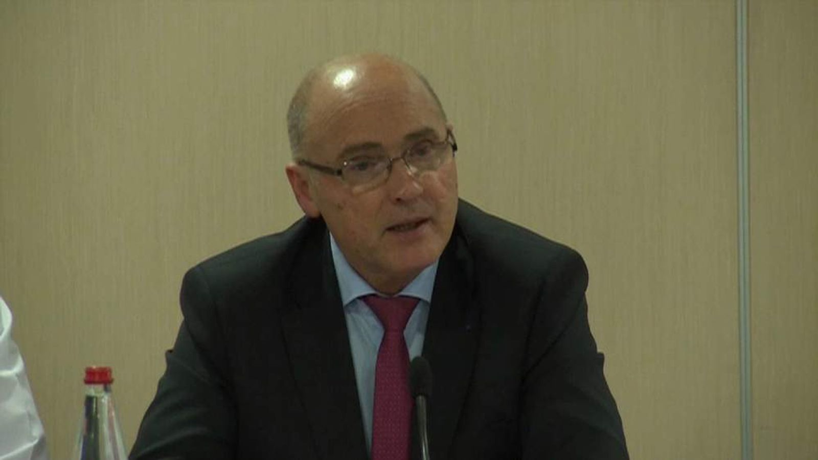 Marseille Prosecutor, Brice Robin