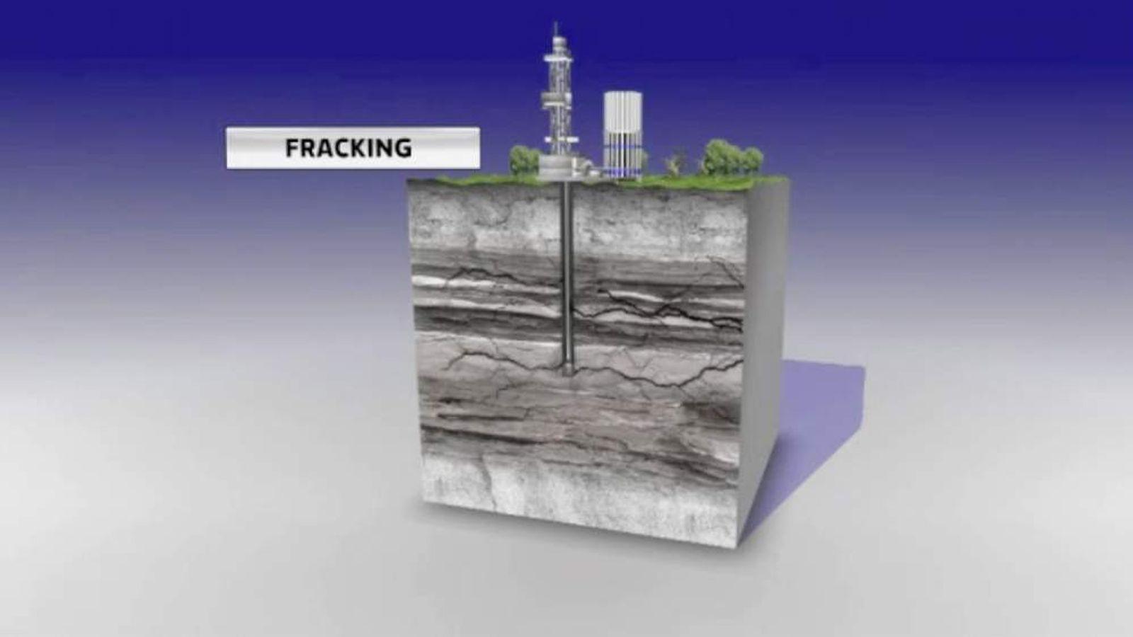 gfx screengrab for Fracking explainer video for digital