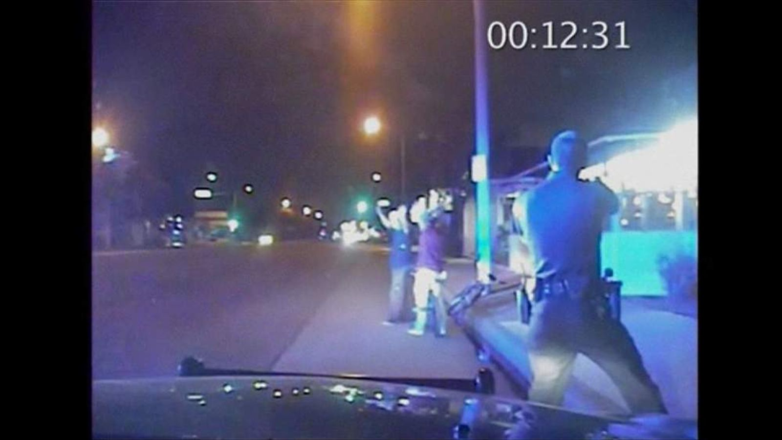 Police release video of Gardena shooting