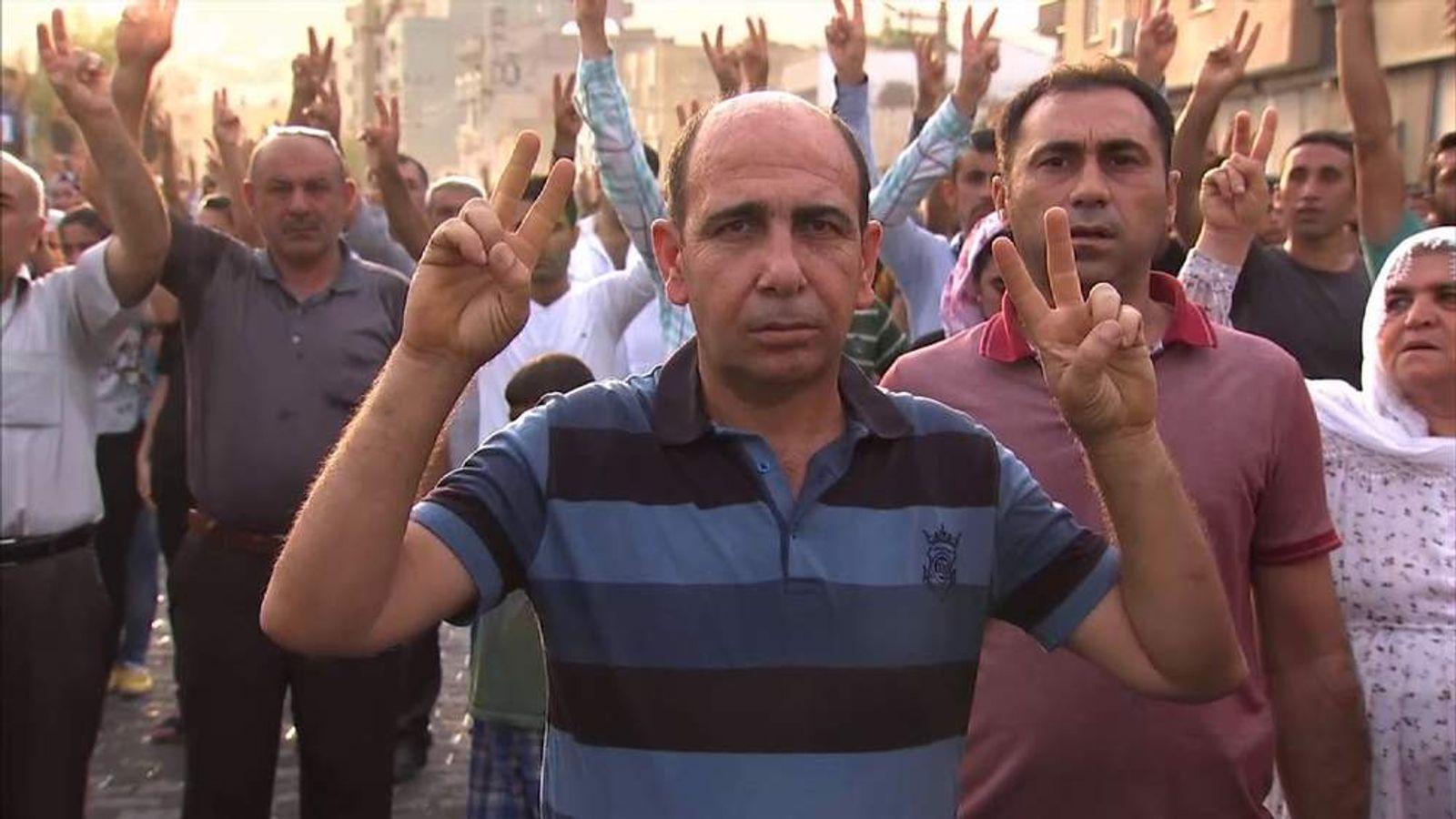 Kurds in Cizre