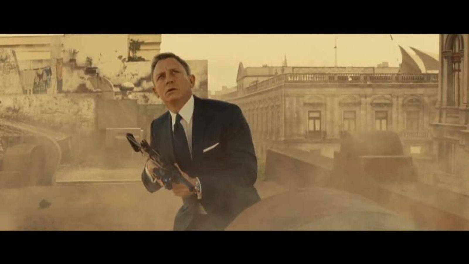 Final Spectre James Bond trailer released