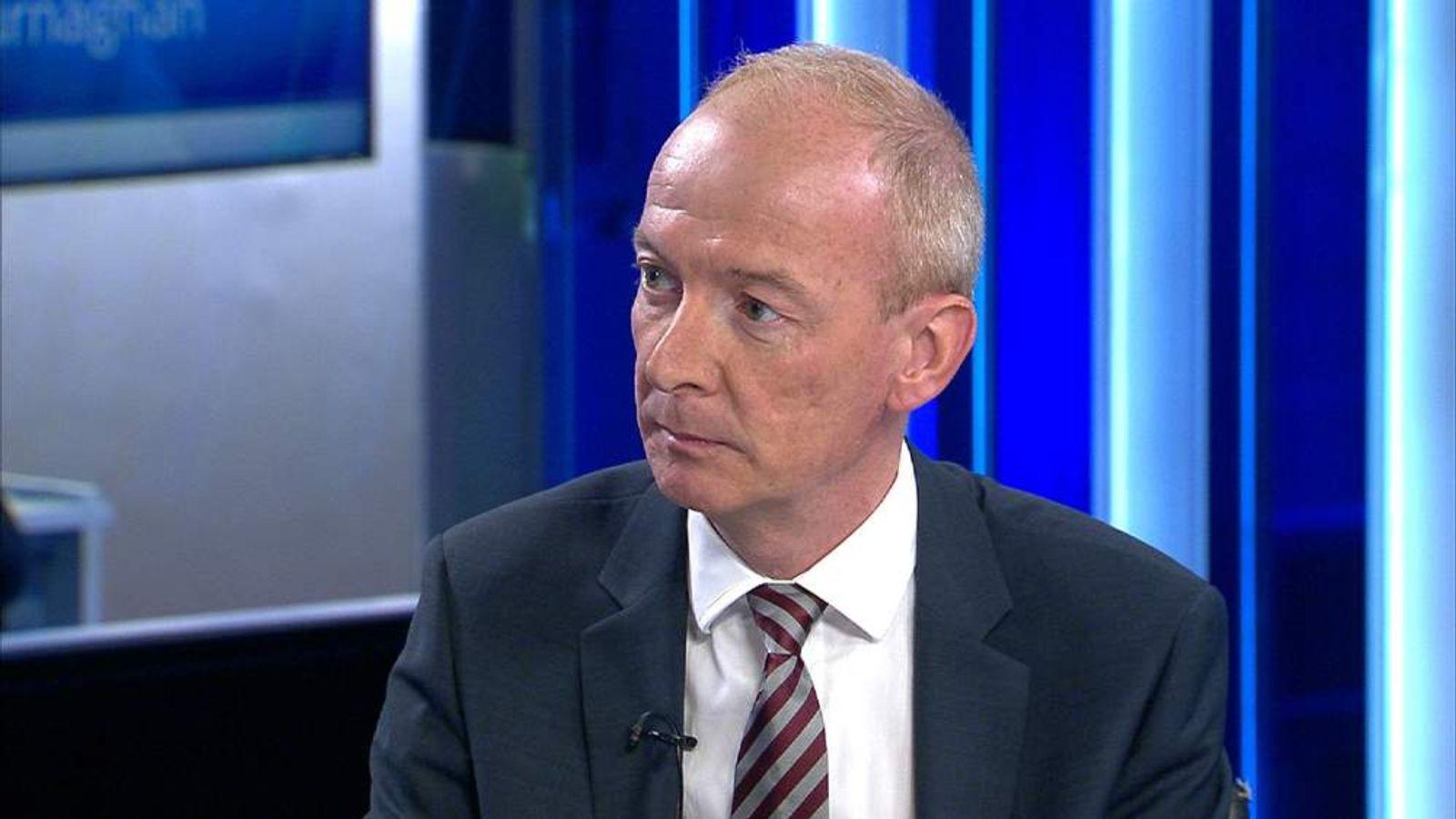 Shadow Europe Minister Pat McFadden MP