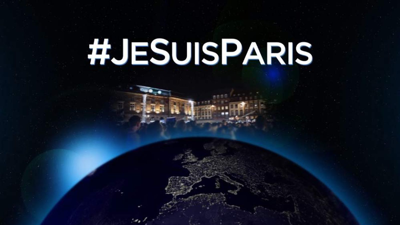 #JeSuisParis Was The Most Used Hashtag of 2015