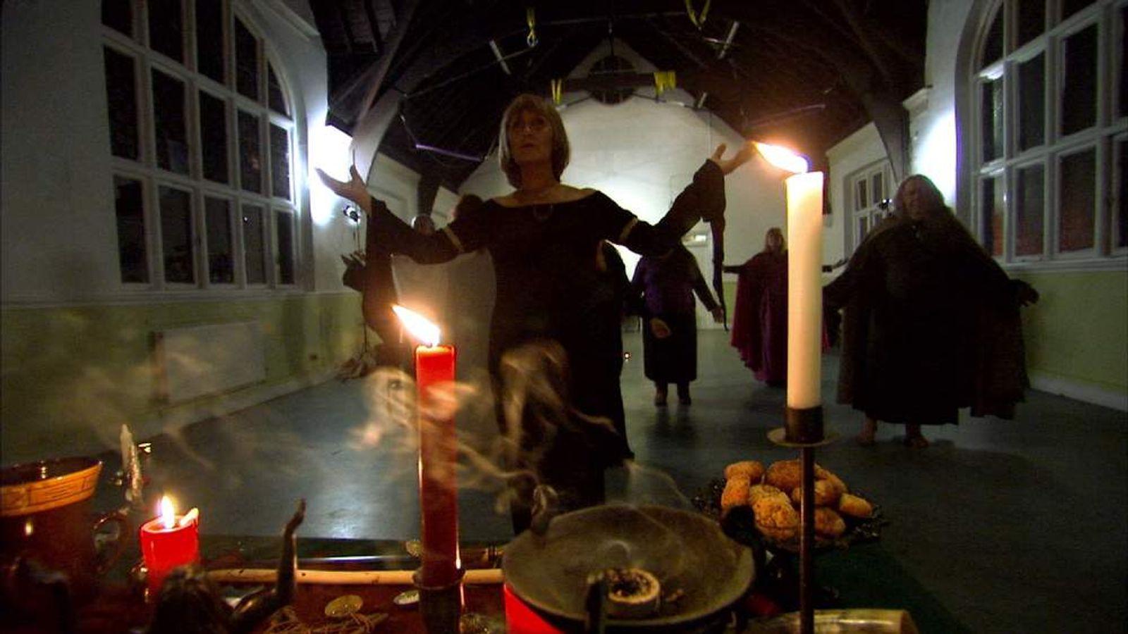 Pagan Ceremony Suchet VT