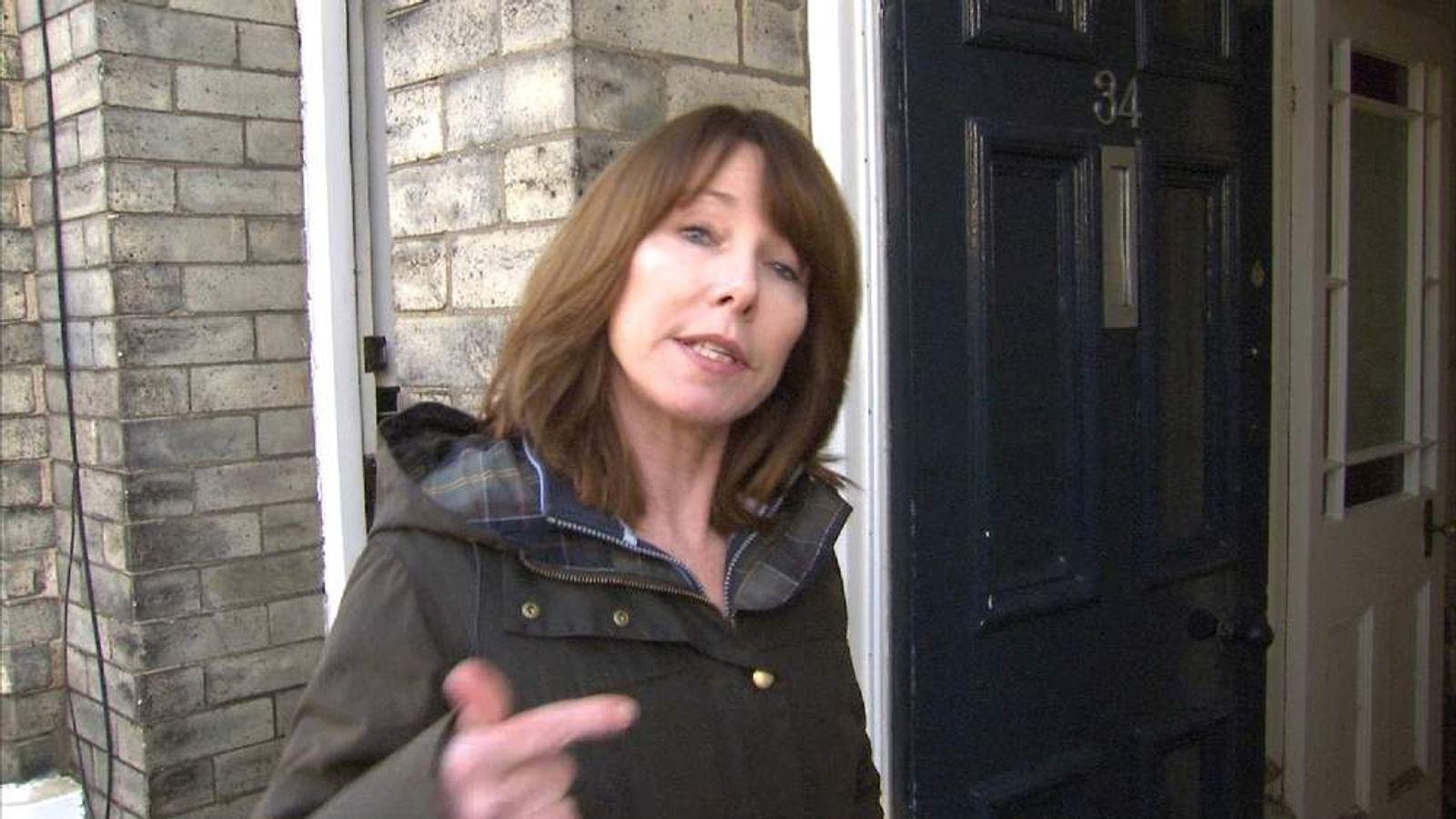 Kay Burley, York Floods