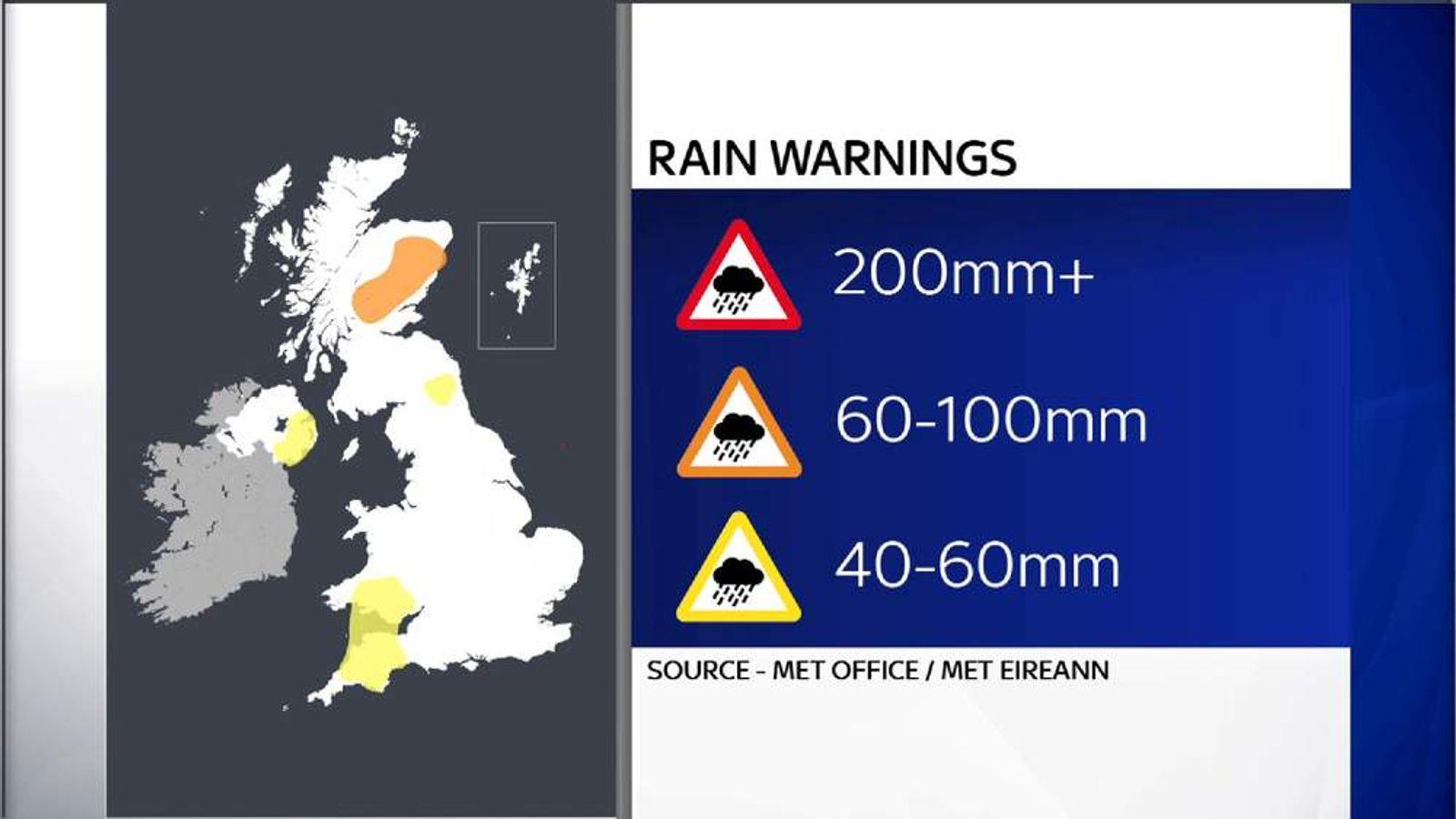 flooding rain graphics screen grab