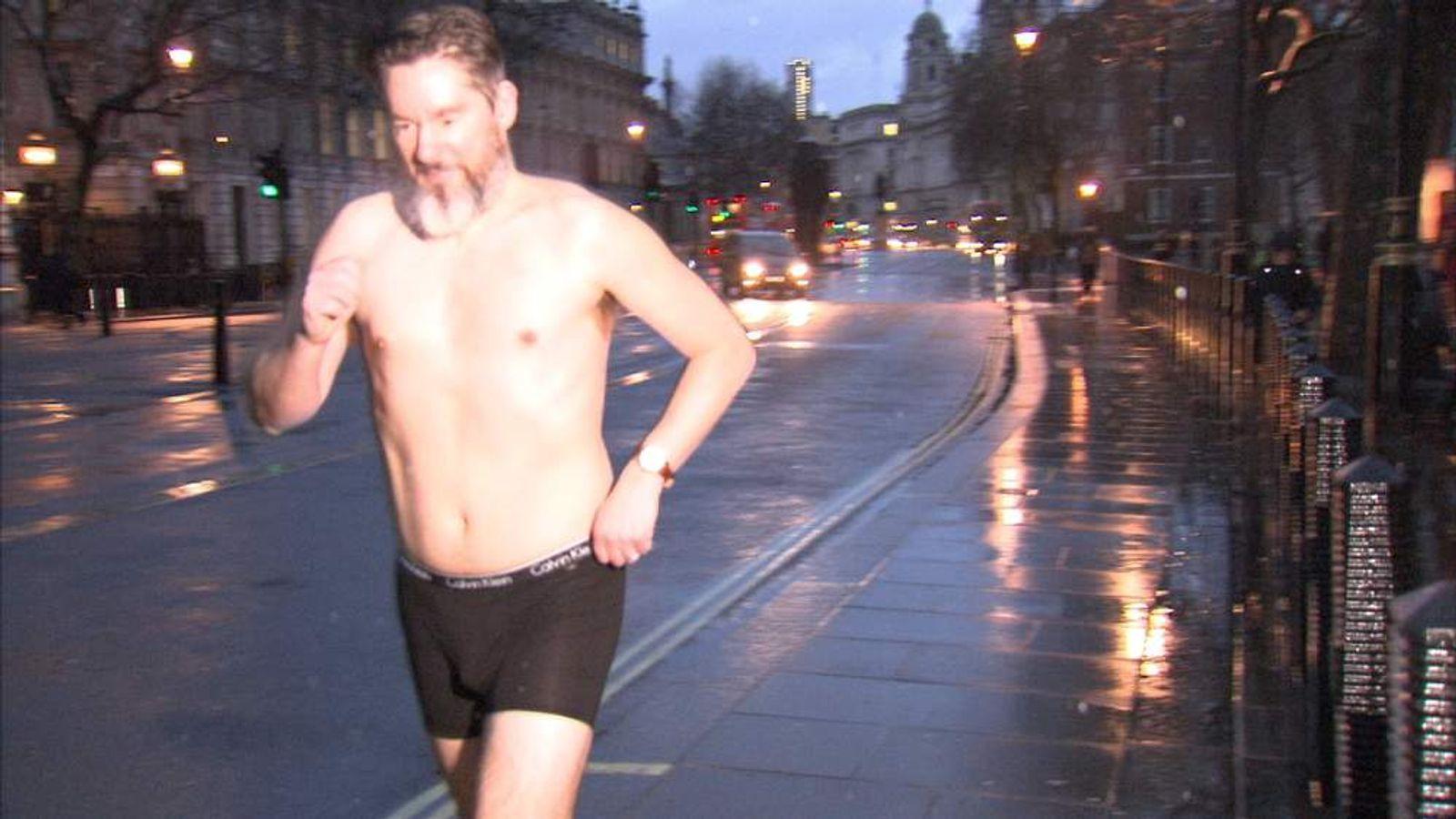 Dan Hodges Whitehall streak