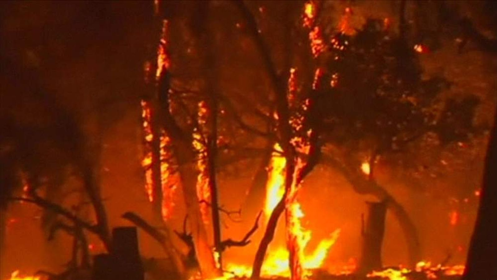 The small community of Yarloop has been devastated by the wildfires