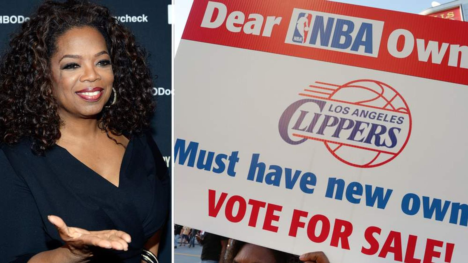 OPRAH CLIPPERS