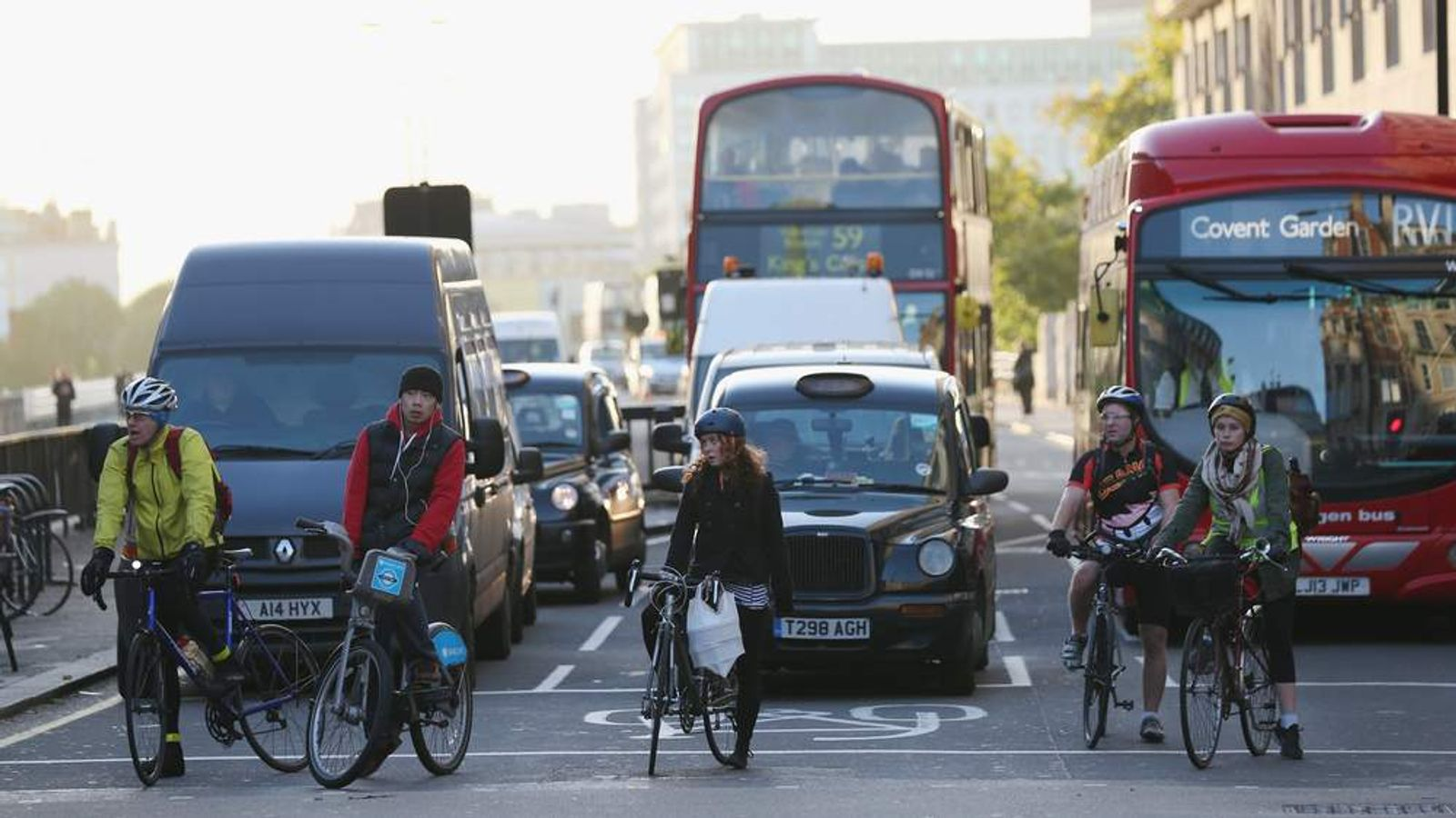 London Cycling Safely Under Scrutiny