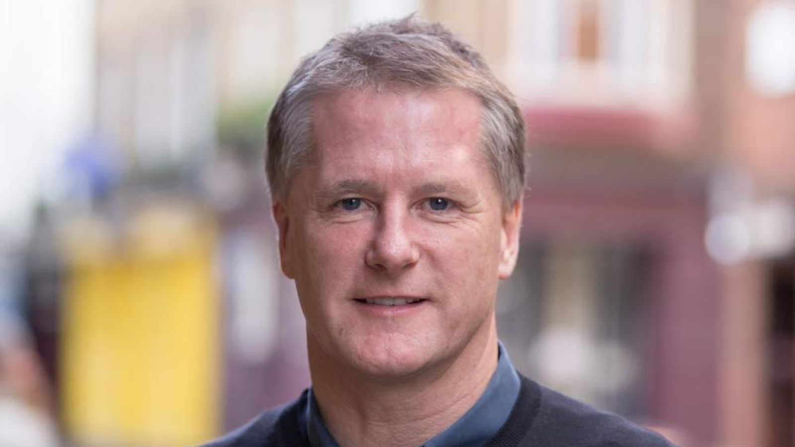 Morrisons chief executive David Potts was appointed in February 2015
