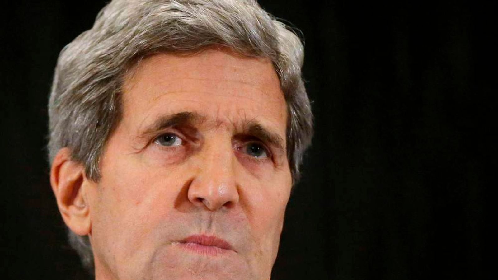US Secretary of State Kerry in Paris