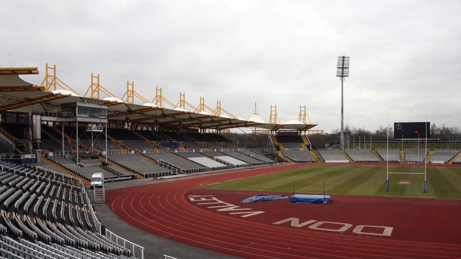 Don Valley Stadium decision