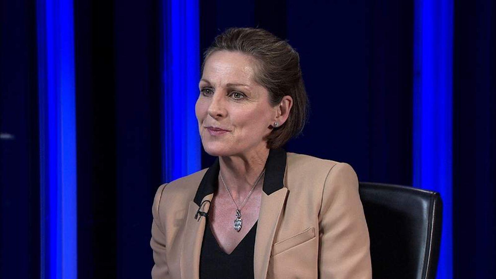 Drax chief executive Dorothy Thompson