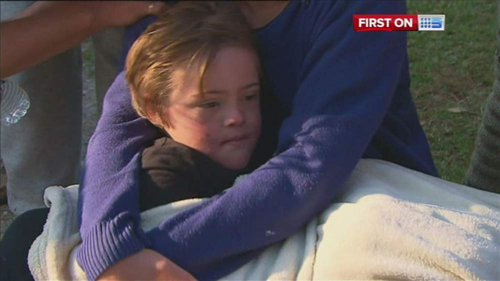 Missing Australian boy Riley Martin found