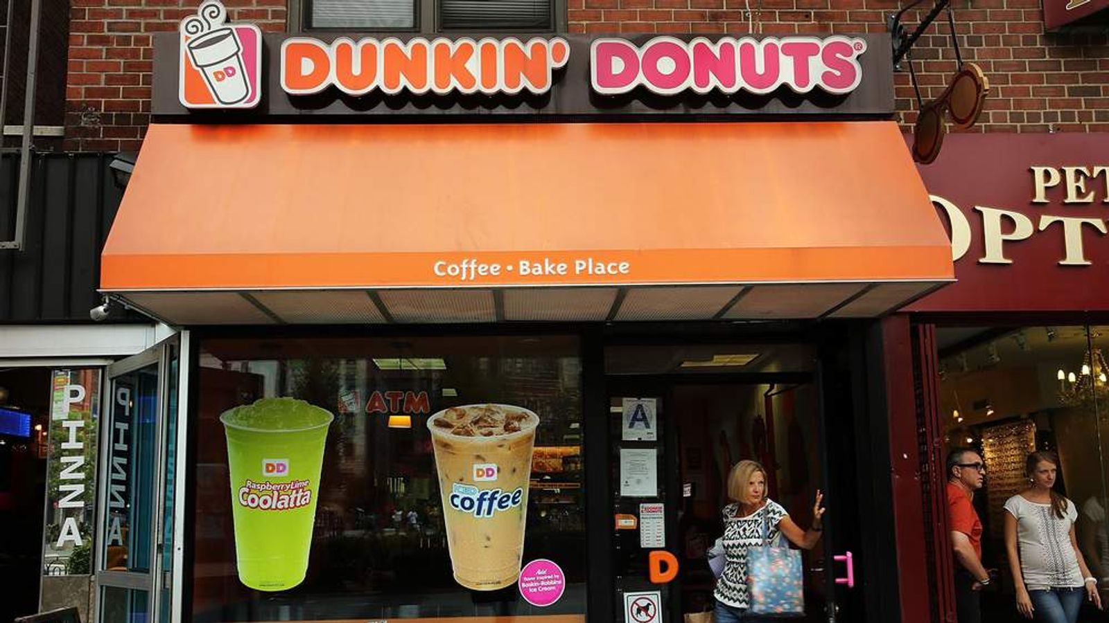 Dunkin' Brands Net Income Doubles In Second Quarter