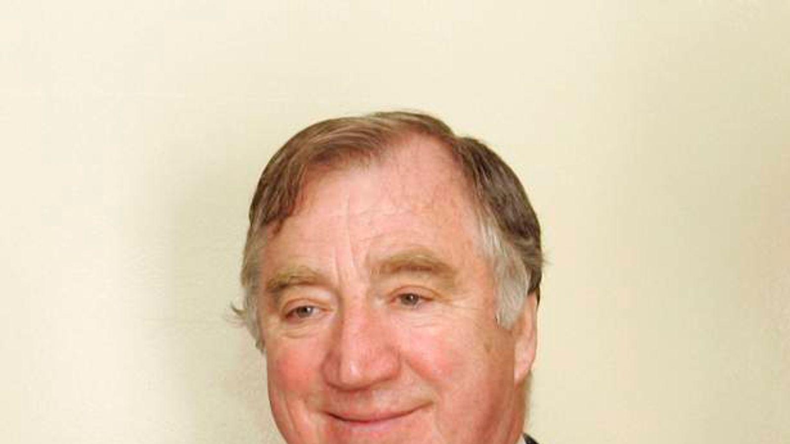 Lord Ballyedmond Eddie Haughey