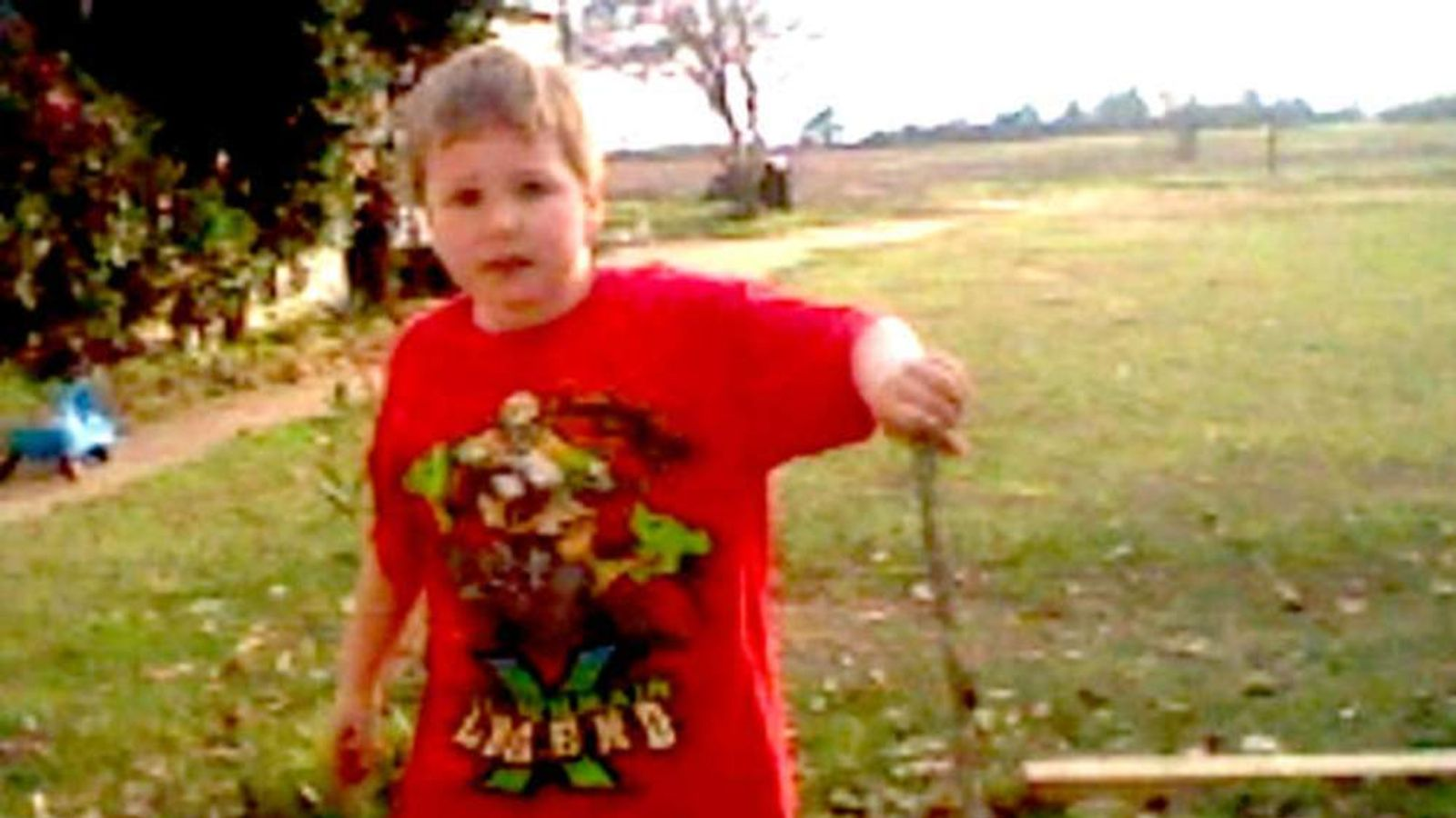 Alabama hostage Ethan