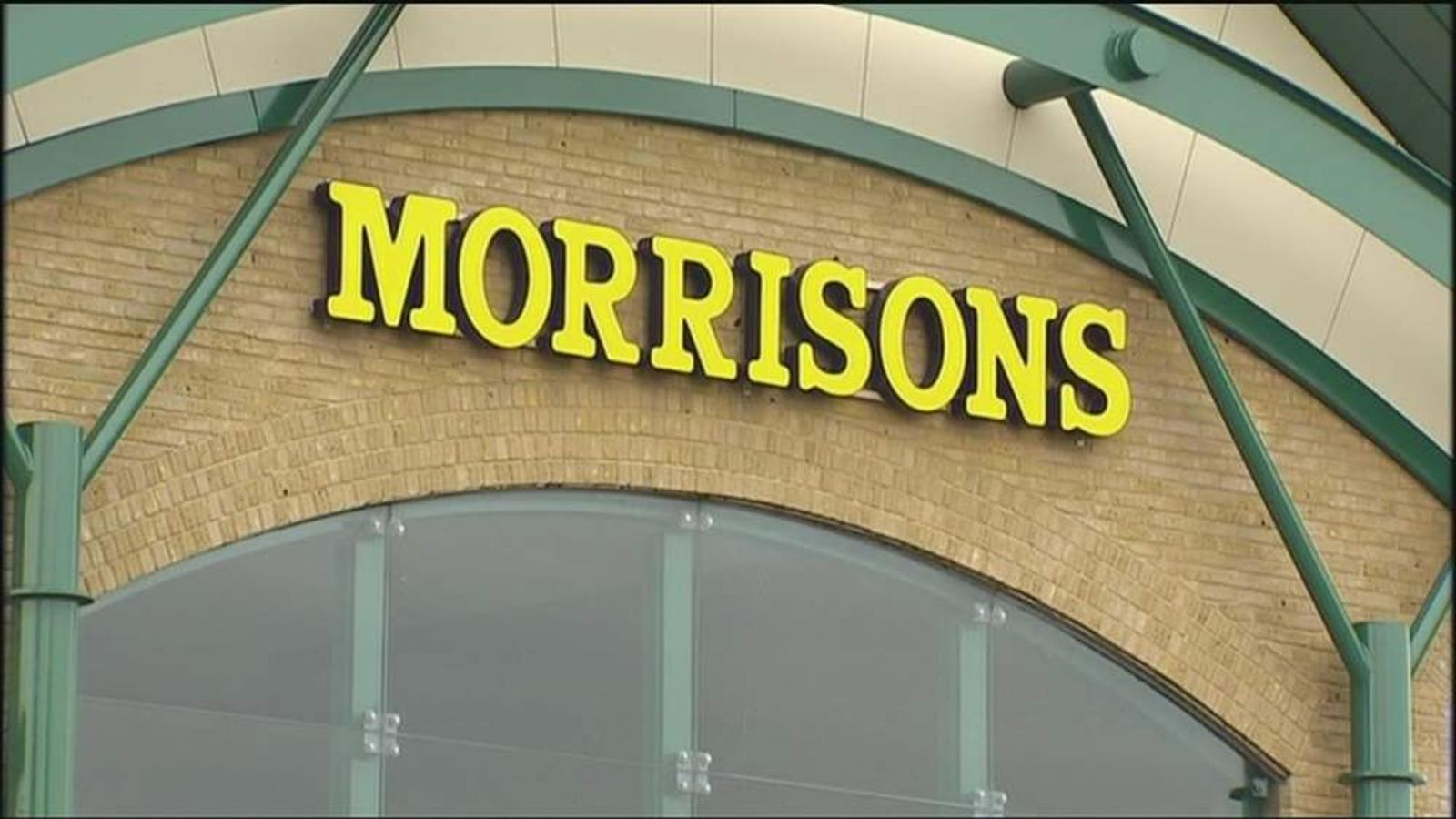 generic morrisons store front