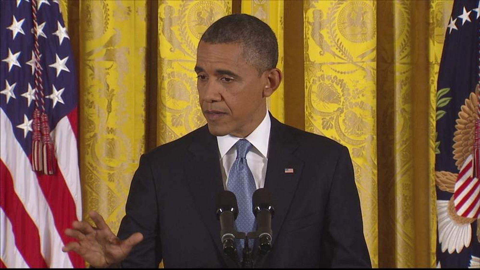 Obama on Petraeus