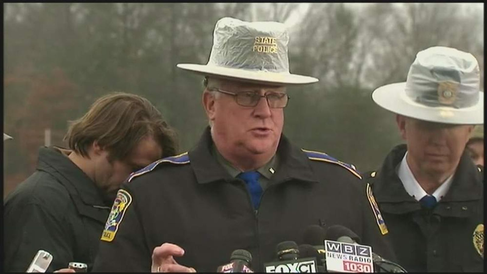 Newtown Shooting Police