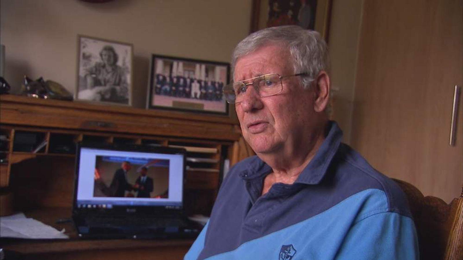 Bill Schroder, former headteacher of Oscar Pistorius