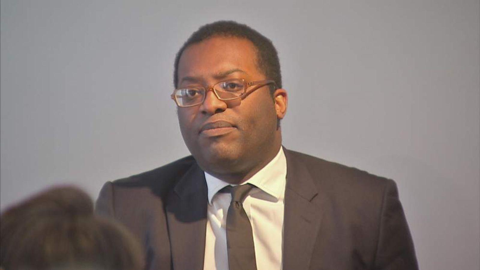 Kwasi Kwarteng Tory MP
