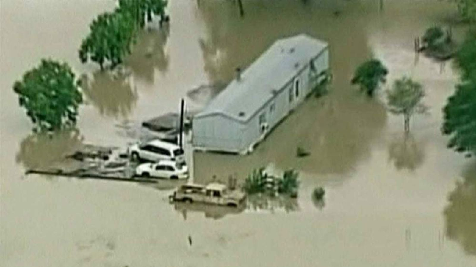 San Antonio, Texas flooding