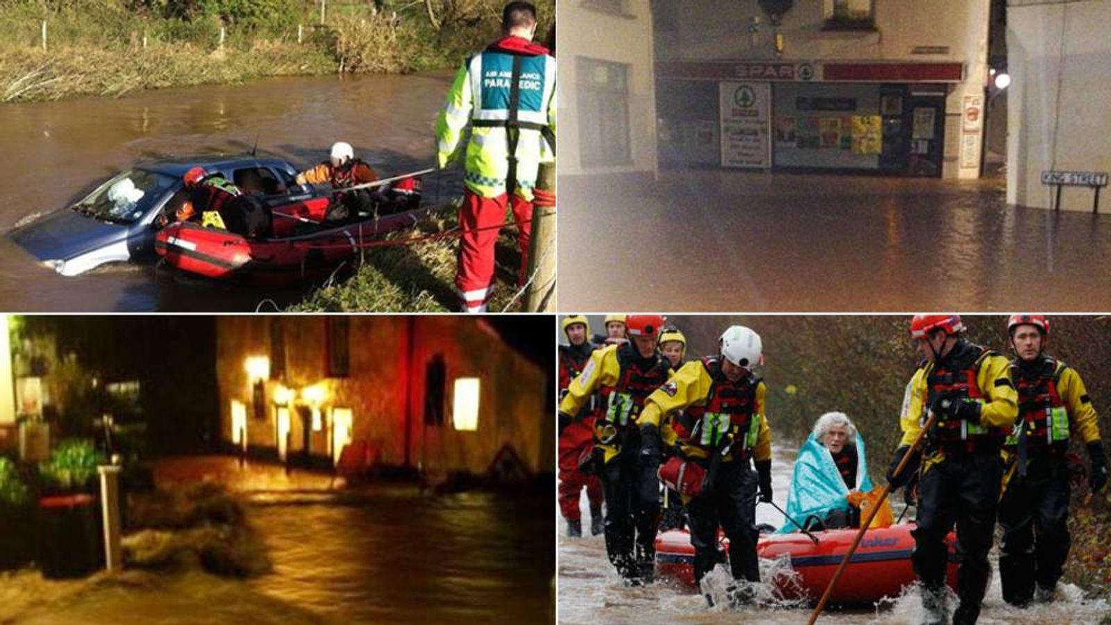 UK flooding